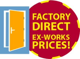 Factory Direct Ex-works prices