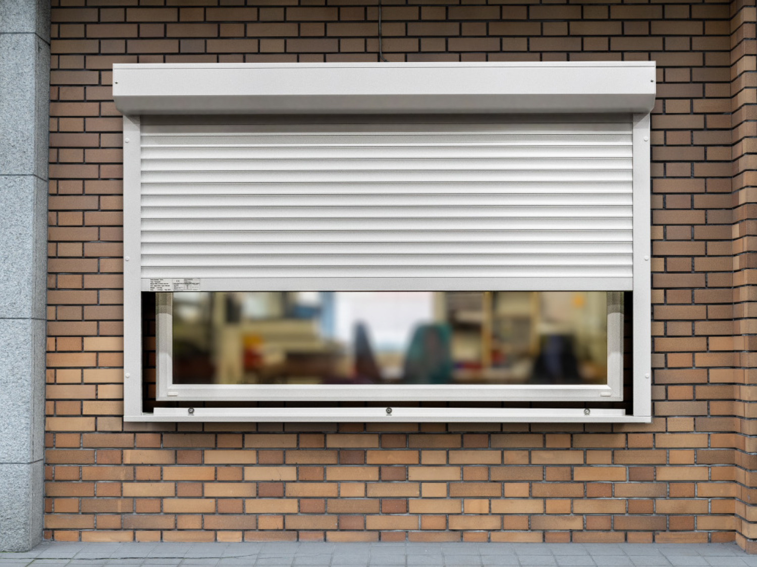 Pass Door Systems Motorised Shutter Solutions Protecta Roll Window Shutters